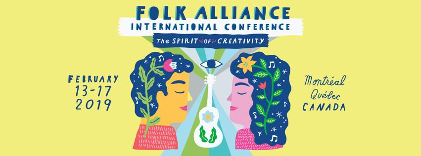Showcase Lineup: BGS x IVPR @ Folk Alliance 2019