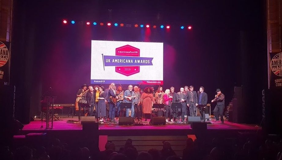 Winners Revealed at UK Americana Awards in London