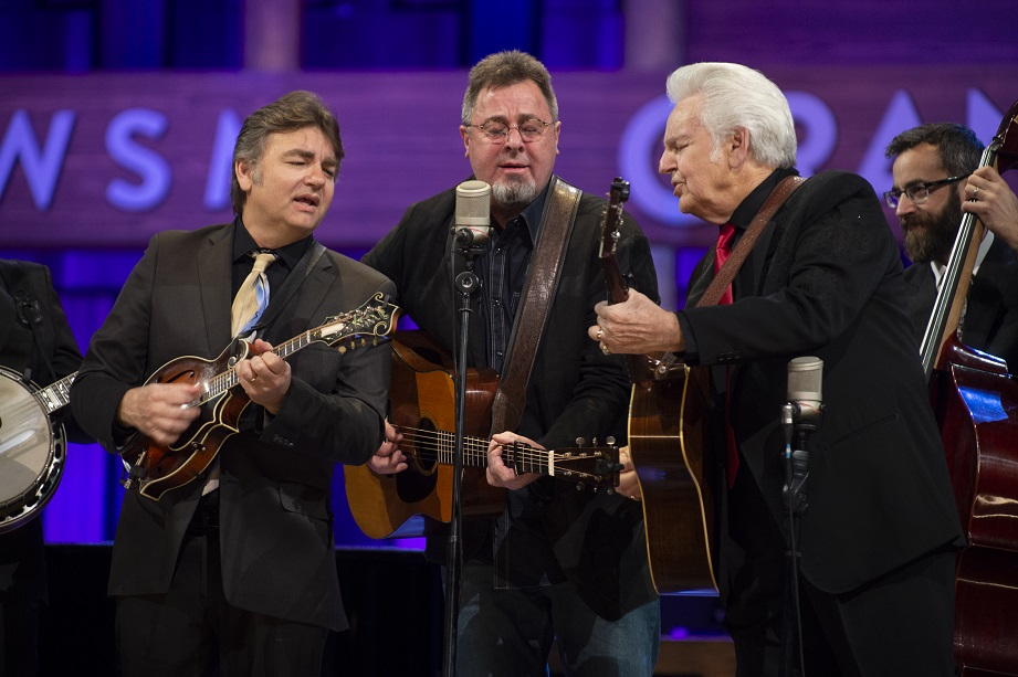 Del McCoury's 80th Birthday at the Grand Ole Opry in Photographs