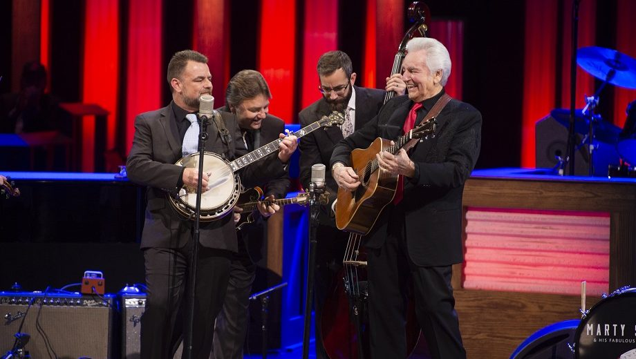 Like Father, Like Sons: Del McCoury & The Travelin' McCourys