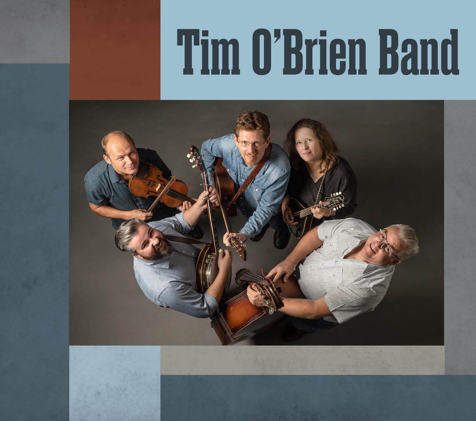 Tim O'Brien,