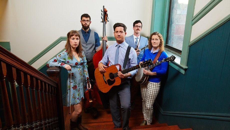 Britain's Got Bluegrass: March 2019