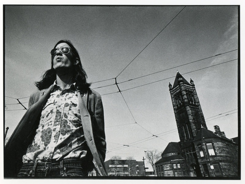 Discovery of Townes Van Zandt Continues With 'Sky Blue'