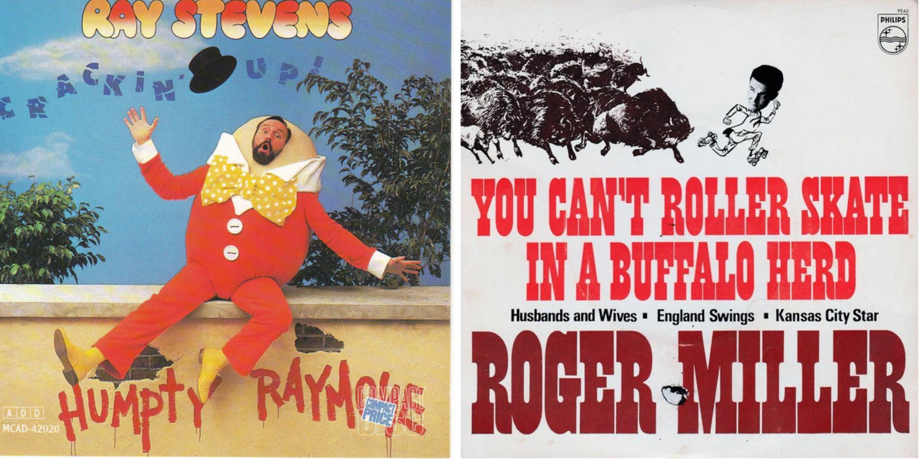 14 Songs for Roller Skating in Buffalo Herds