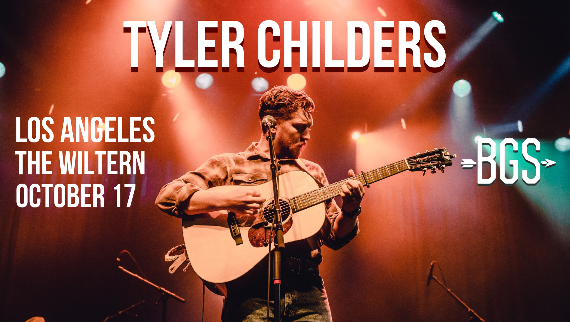 GIVEAWAY: Enter to Win Tickets to Tyler Childers @ The Wiltern (LA) 10/17