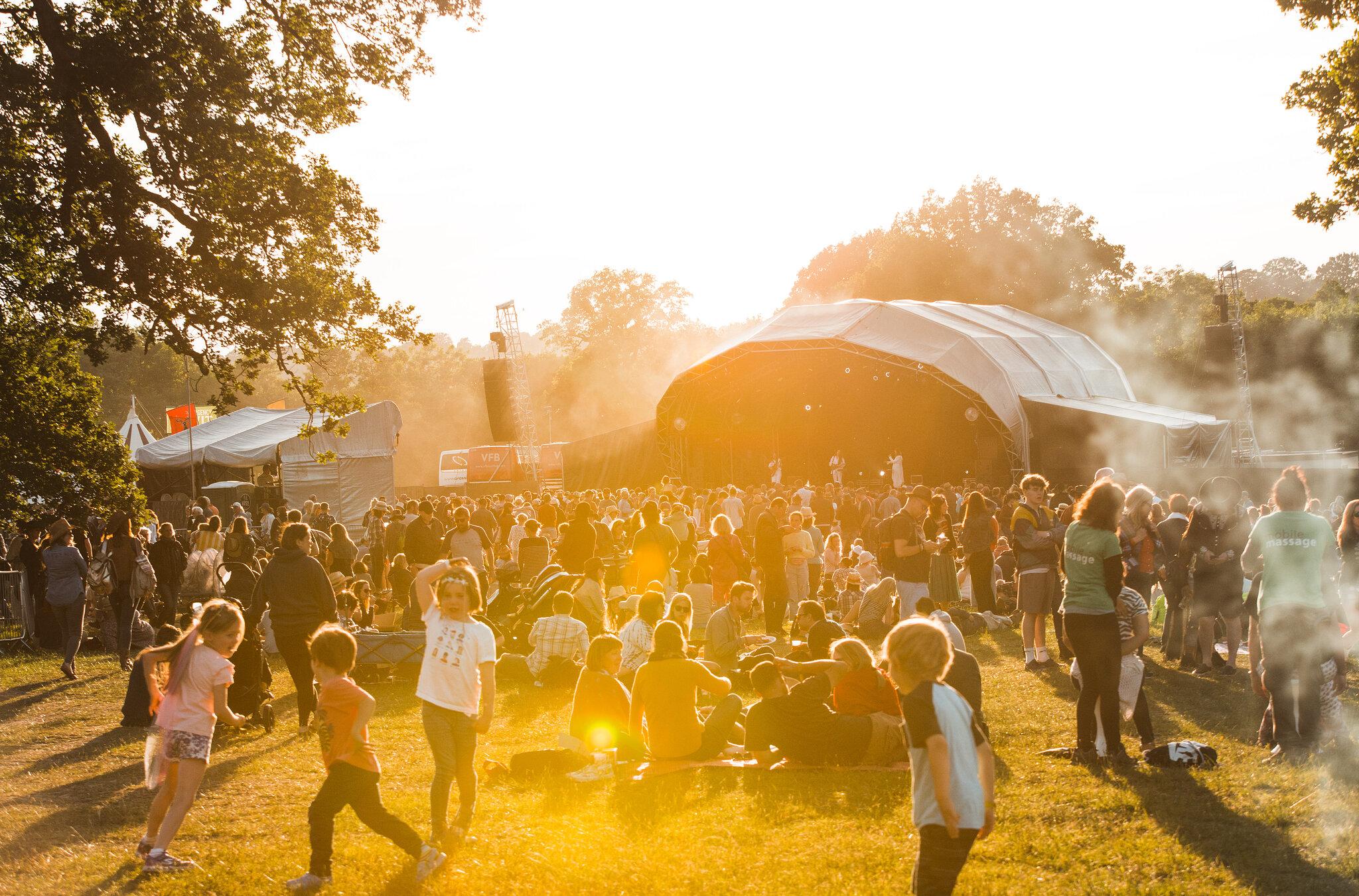 UK's Black Deer Festival 2019 in Photographs
