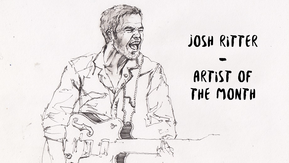 Josh Ritter: Smiling Across a Microphone (Part 1 of 2)