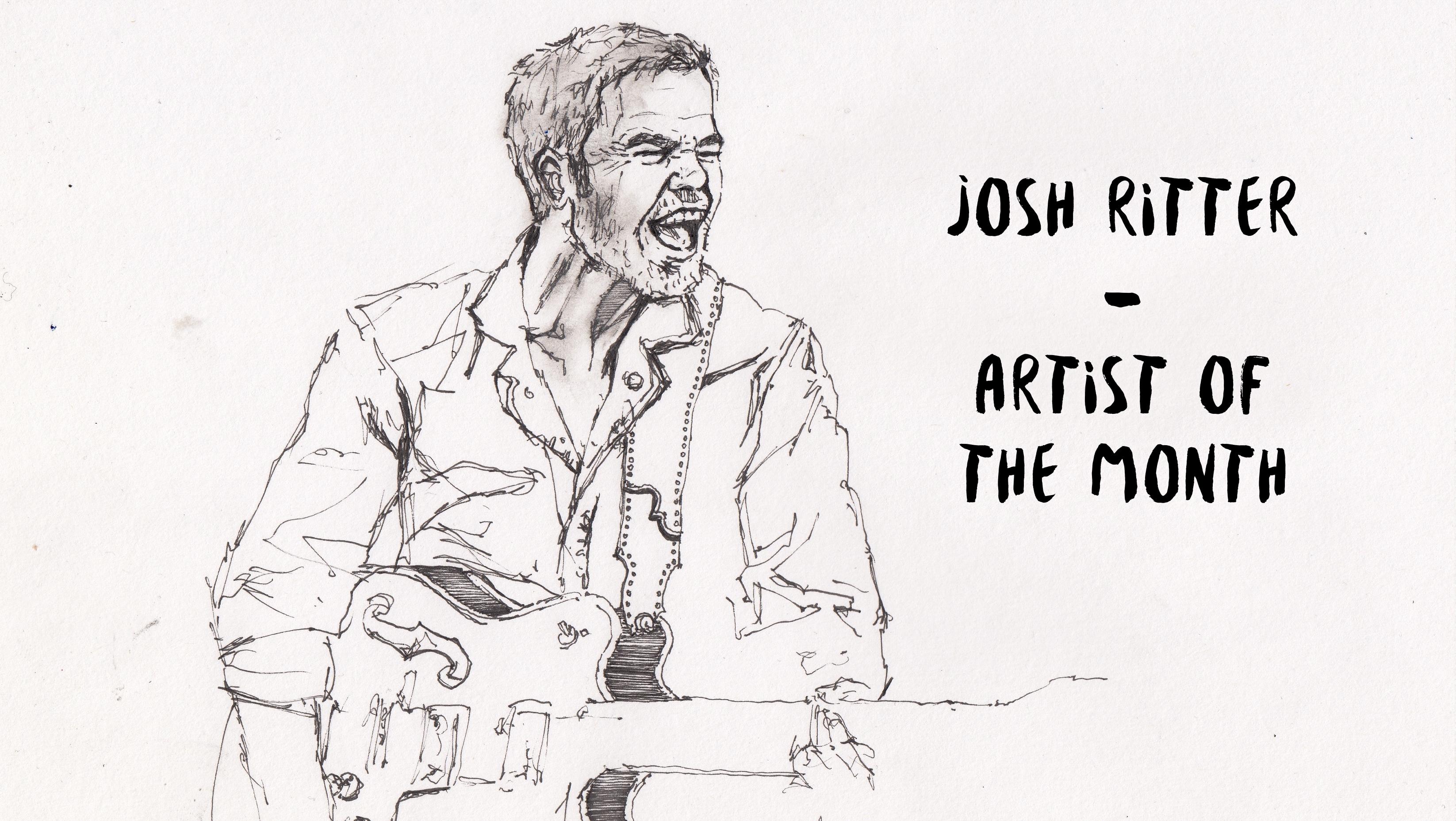 Artist of the Month: Josh Ritter