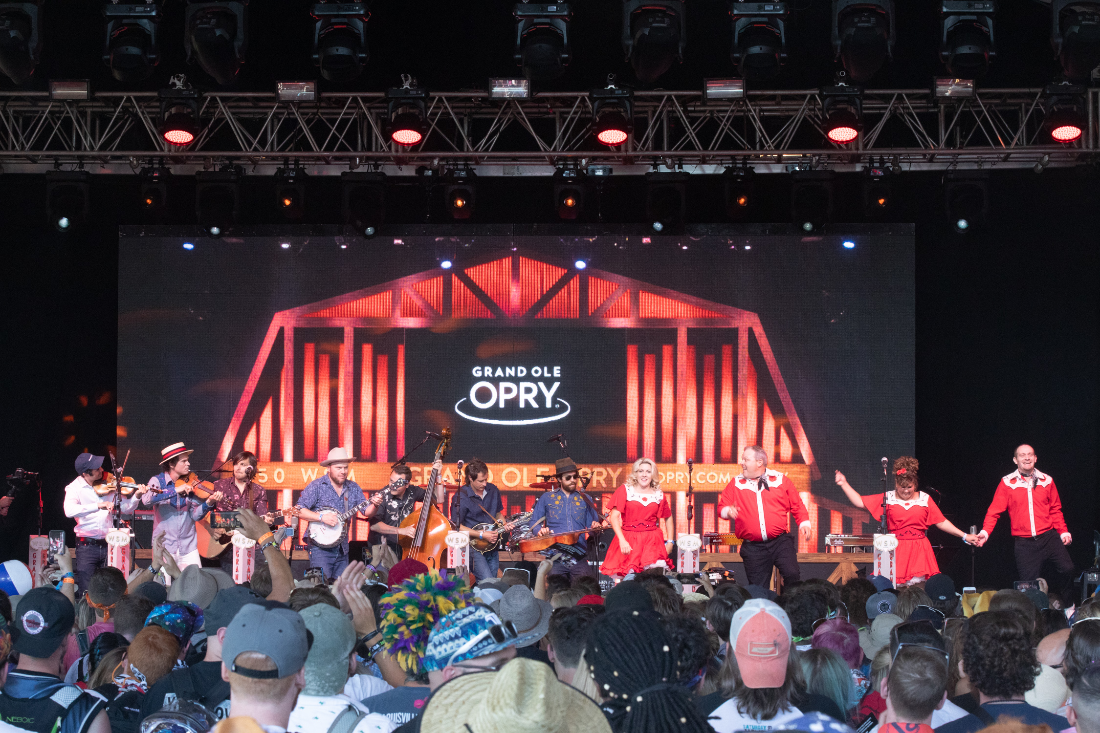 Grand Ole Opry at Bonnaroo 2019 in Photographs