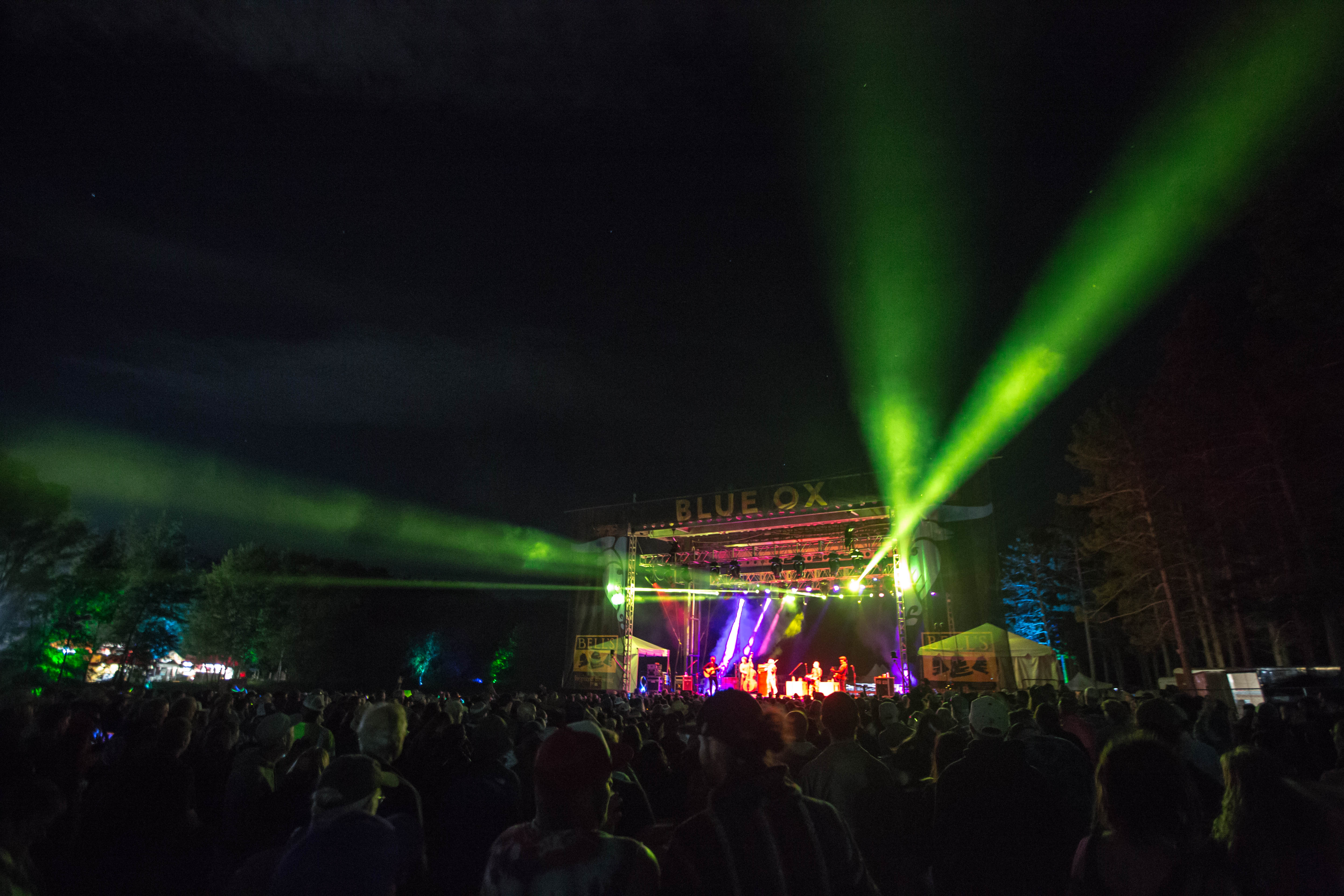 Blue Ox Music Festival 2019 in Photographs