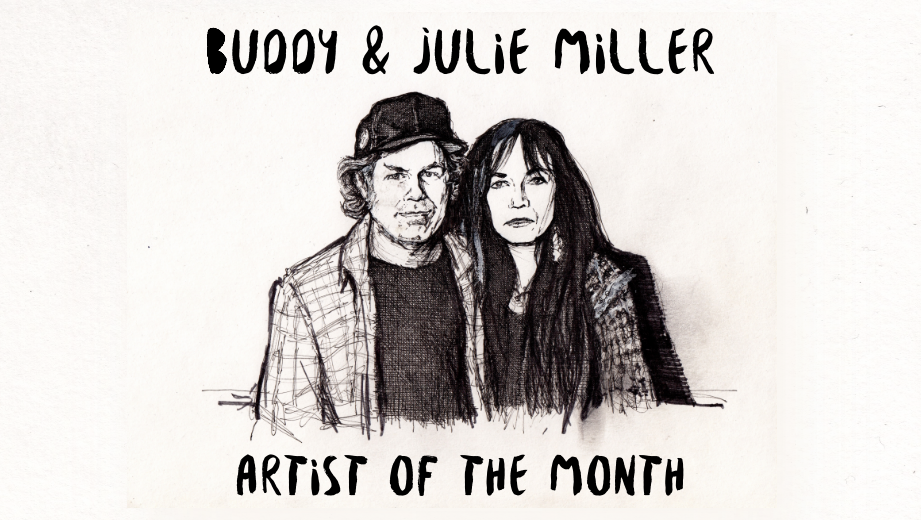 Buddy & Julie Miller Get Back on Track With 'Breakdown on 20th Ave. South'