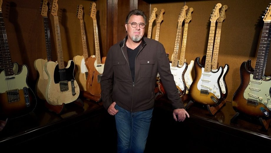 Artist of the Month: Vince Gill