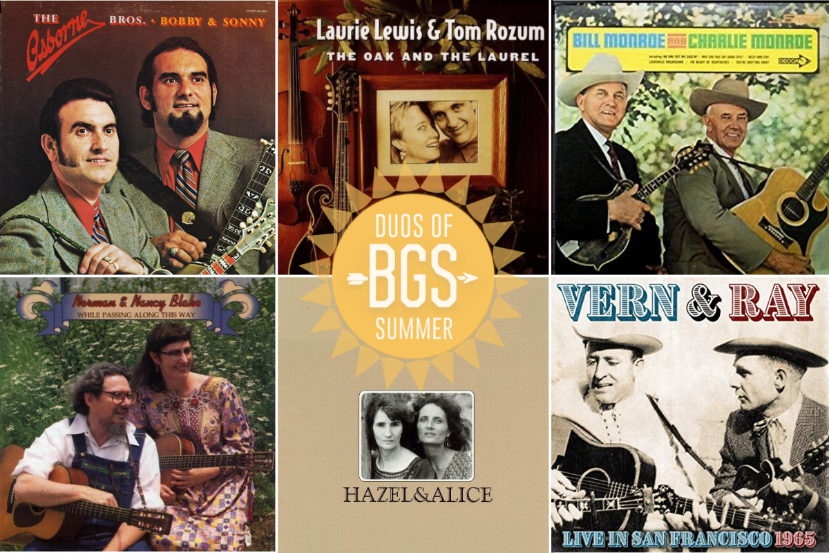 BGS Duos of Summer: 22 Top Bluegrass Duos | The Bluegrass