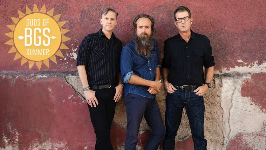 Calexico and Iron & Wine Reunite for 'Years to Burn'