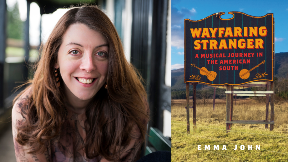 'Wayfaring Stranger' Shows London Author's Journey to Bluegrass