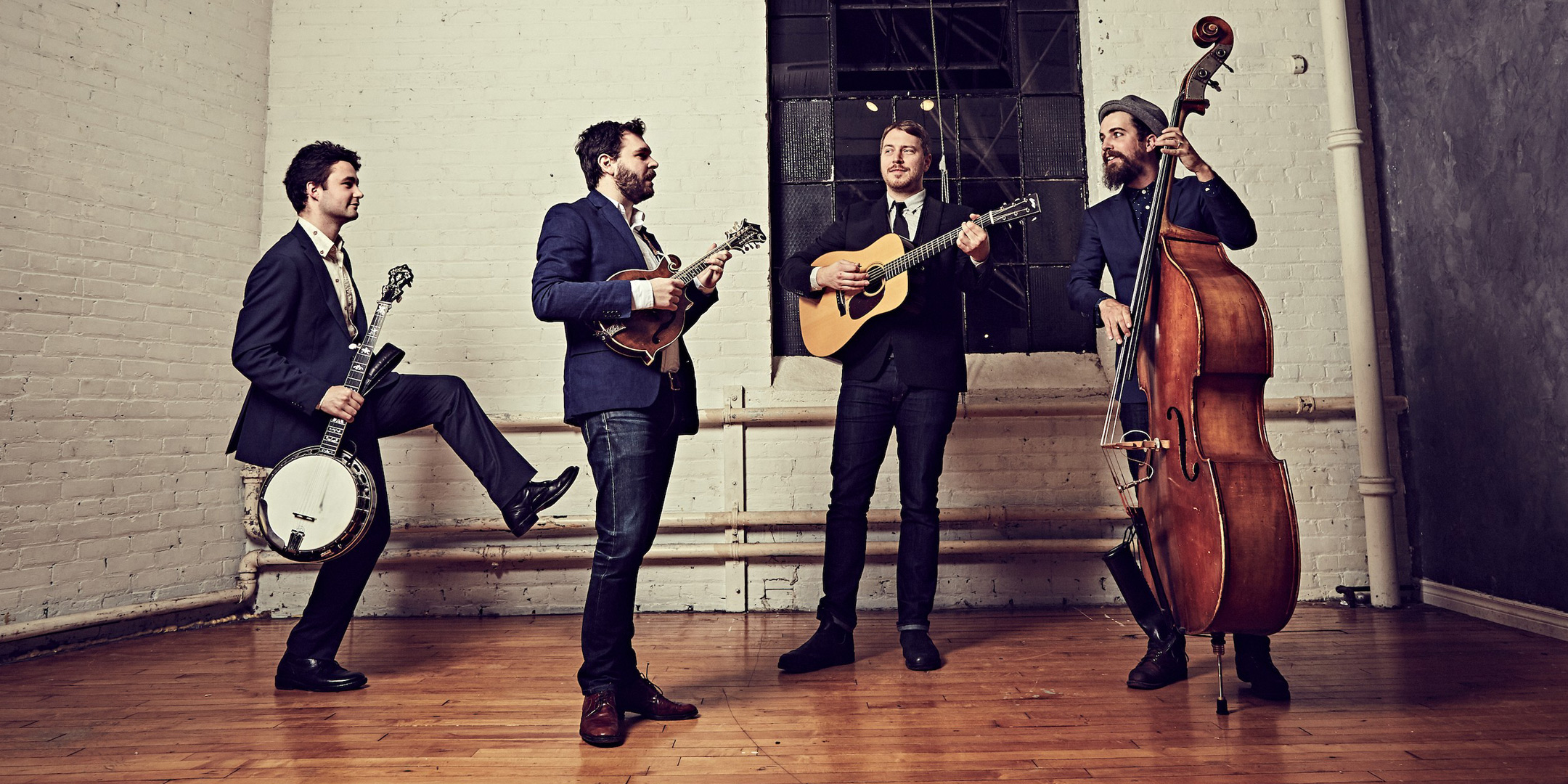 The Show On The Road - The Slocan Ramblers