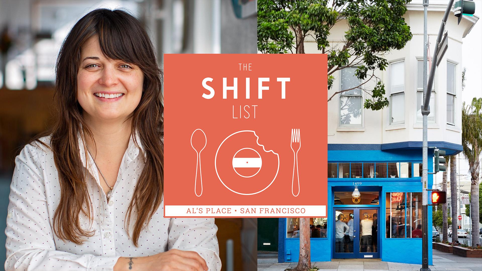 The Shift List - AL's Place, San Francisco