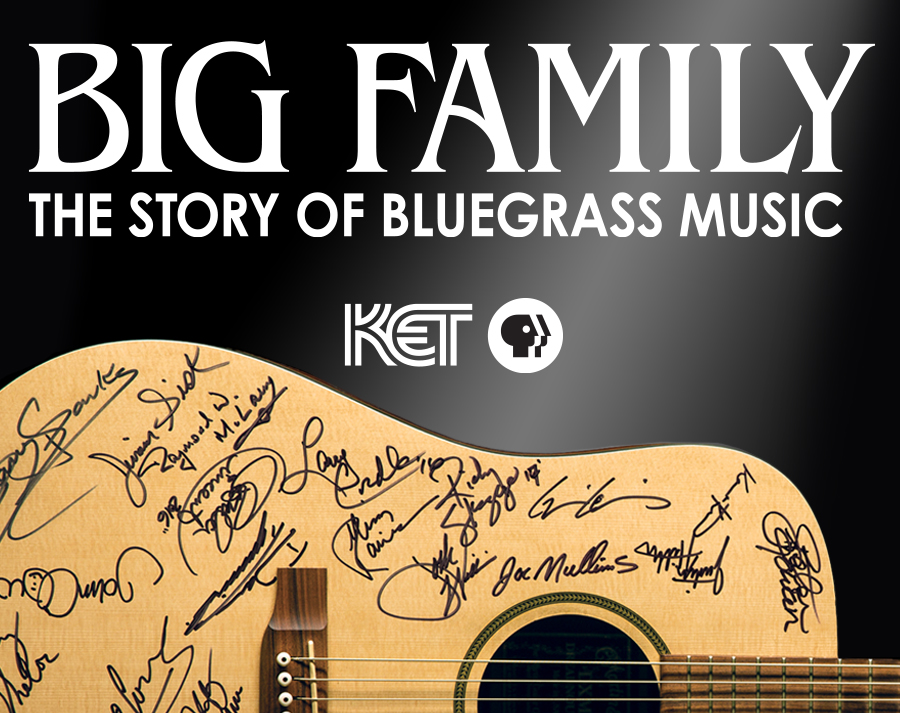 Bluegrass is One 'Big Family' in New Documentary