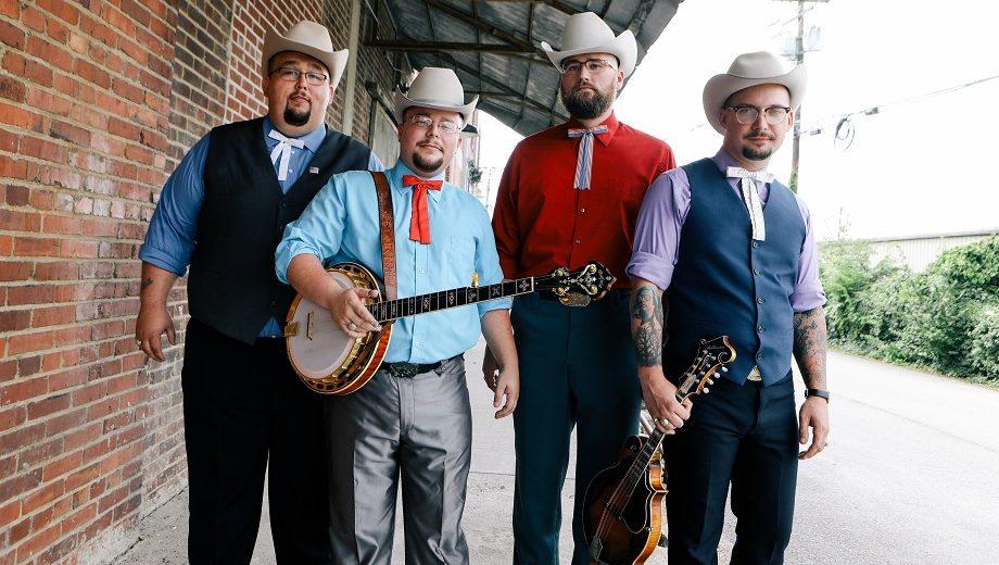 The Po' Ramblin' Boys Make Old-Time Music New