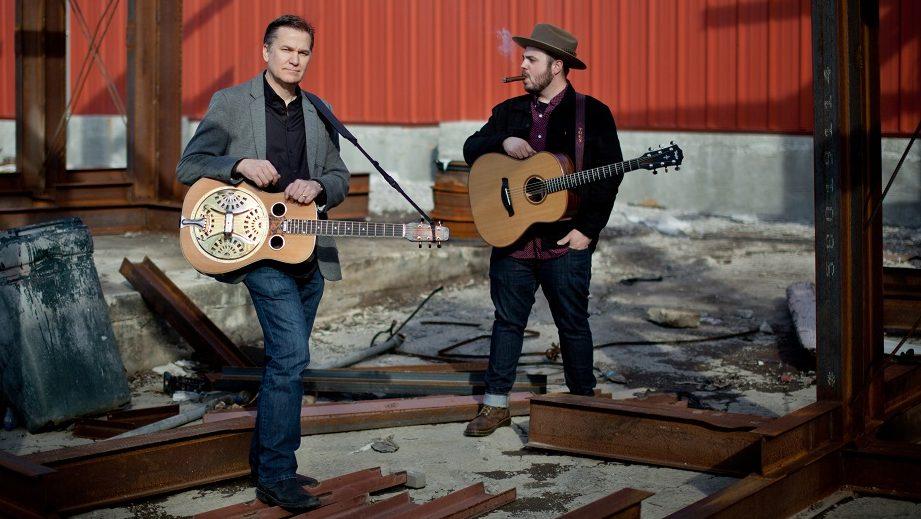 LISTEN: Rob Ickes & Trey Hensley,