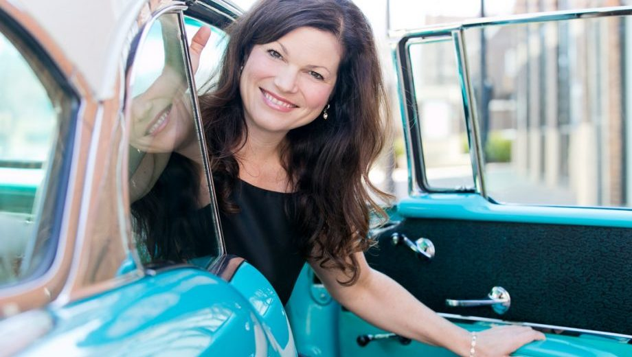 "LISTEN: Staci Griesbach, ""Blue Moon of Kentucky"""