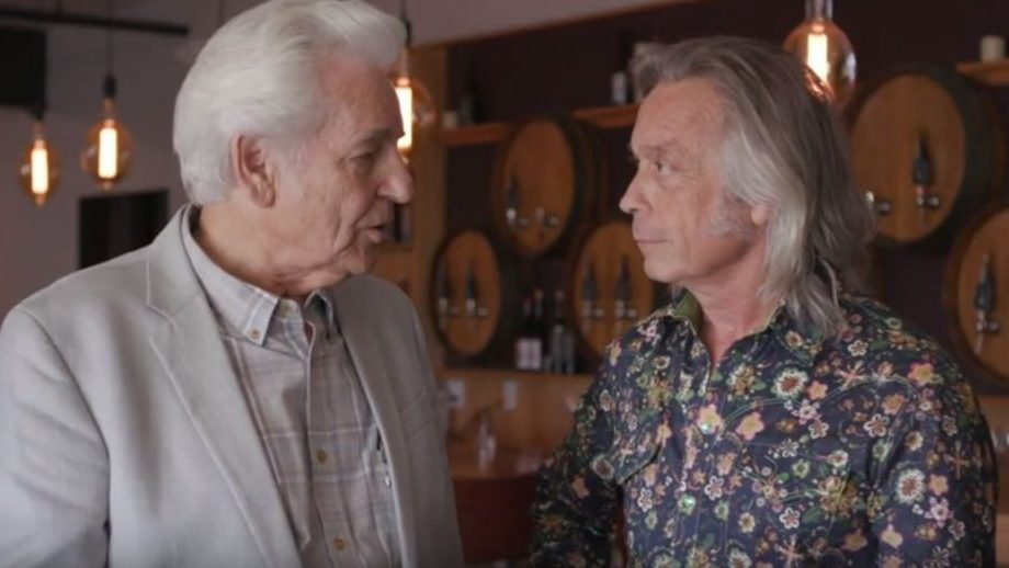 The String - Del McCoury, Jim Lauderdale and IBMA 2019