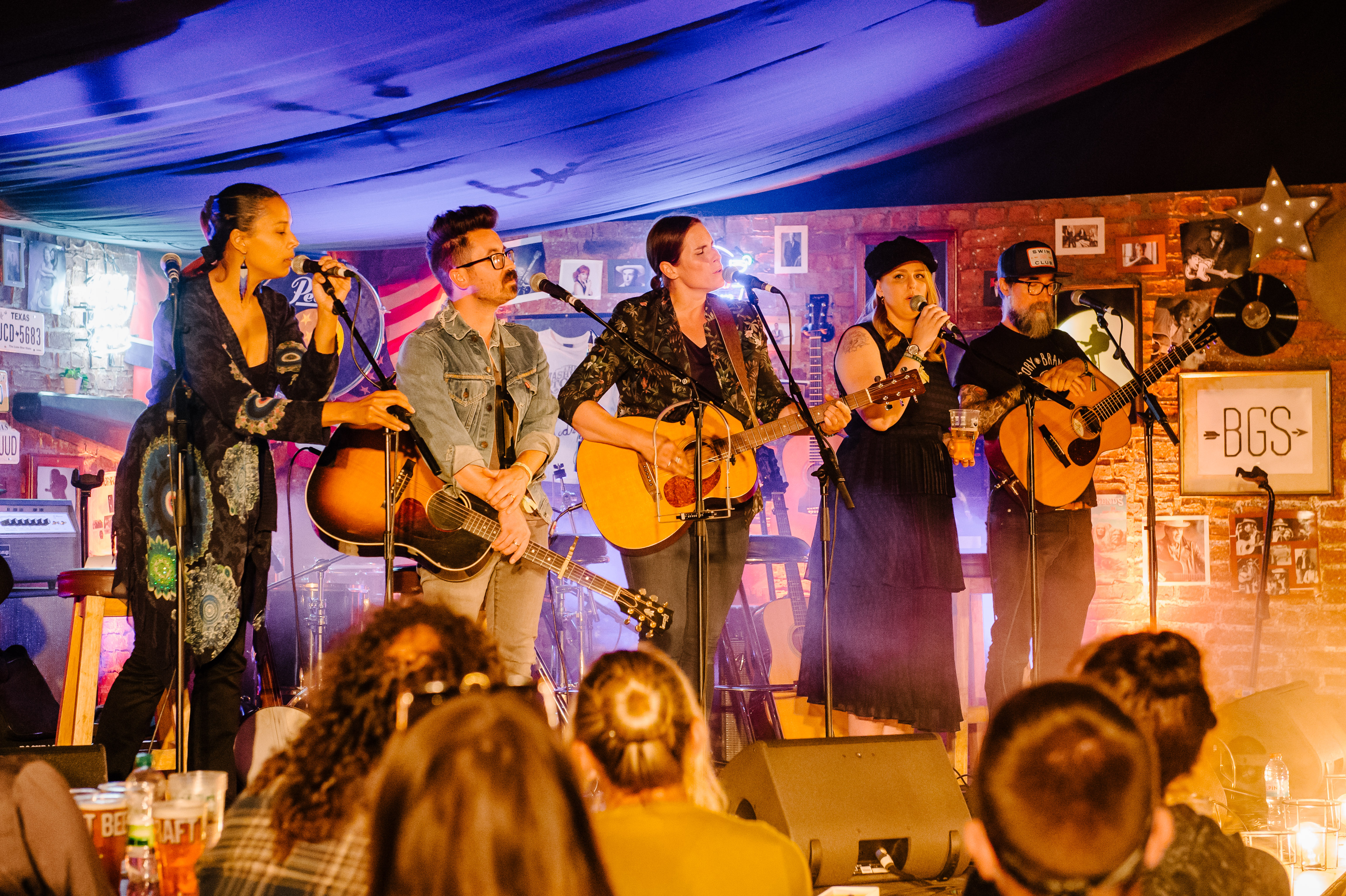 BGS Songwriters Parlour at The Long Road 2019 in Photographs