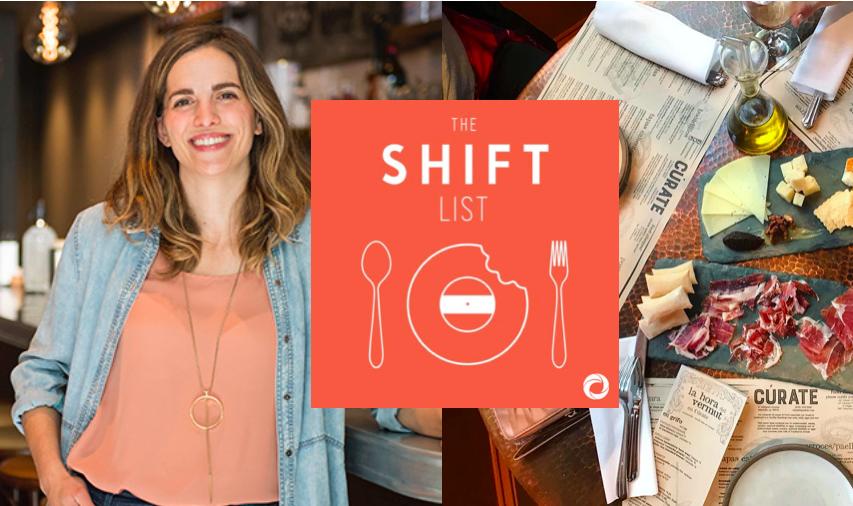 The Shift List - Katie Button (Cúrate) - Asheville, N.C.
