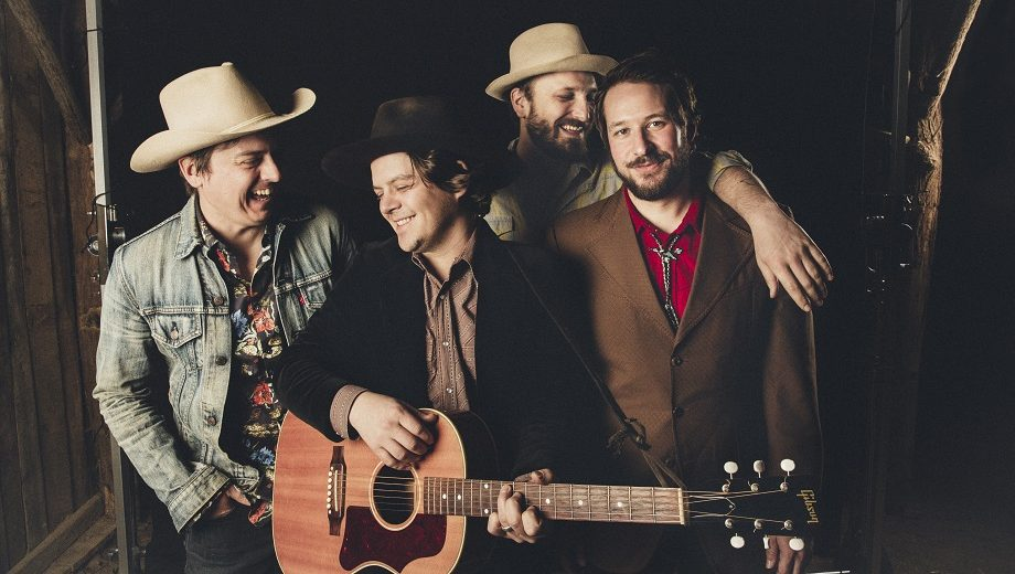 WATCH: The Wild Feathers Sing Alone at the Ryman