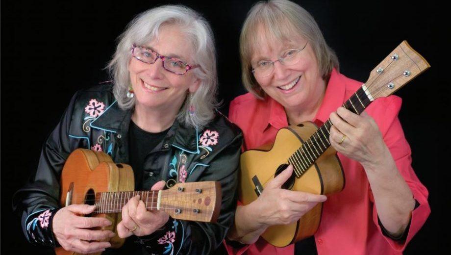 STREAM: Cathy Fink & Marcy Marxer, 'WAHOO!'