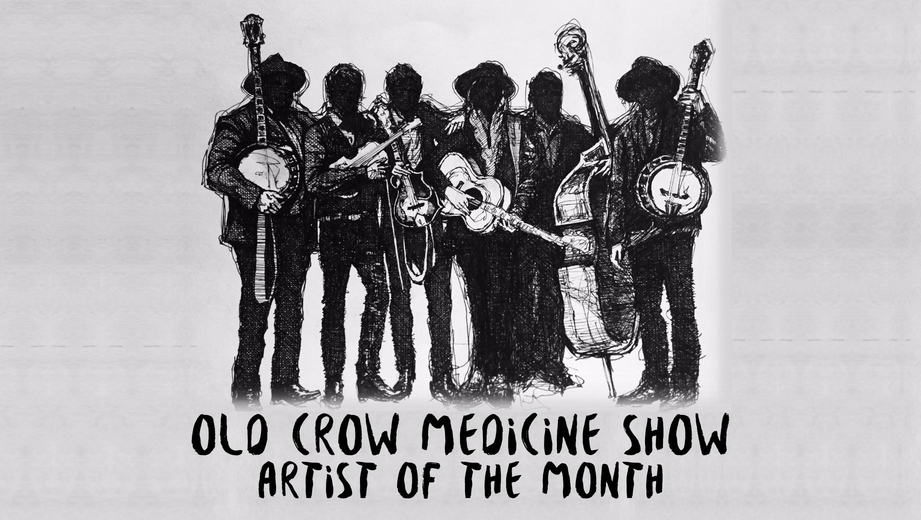 Old Crow Medicine Show: