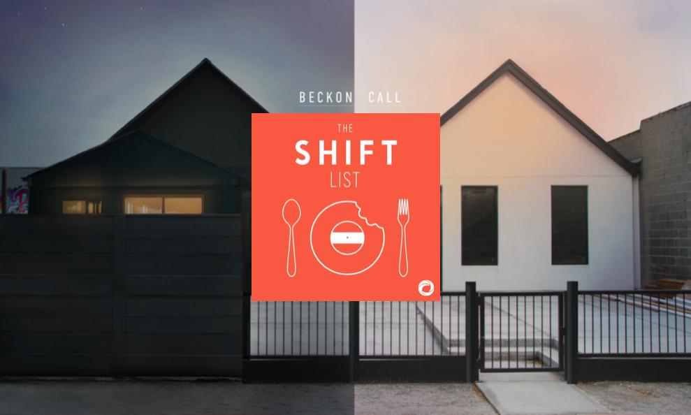 The Shift List – Duncan Holmes, Allison Anderson (Beckon | Call) – Denver