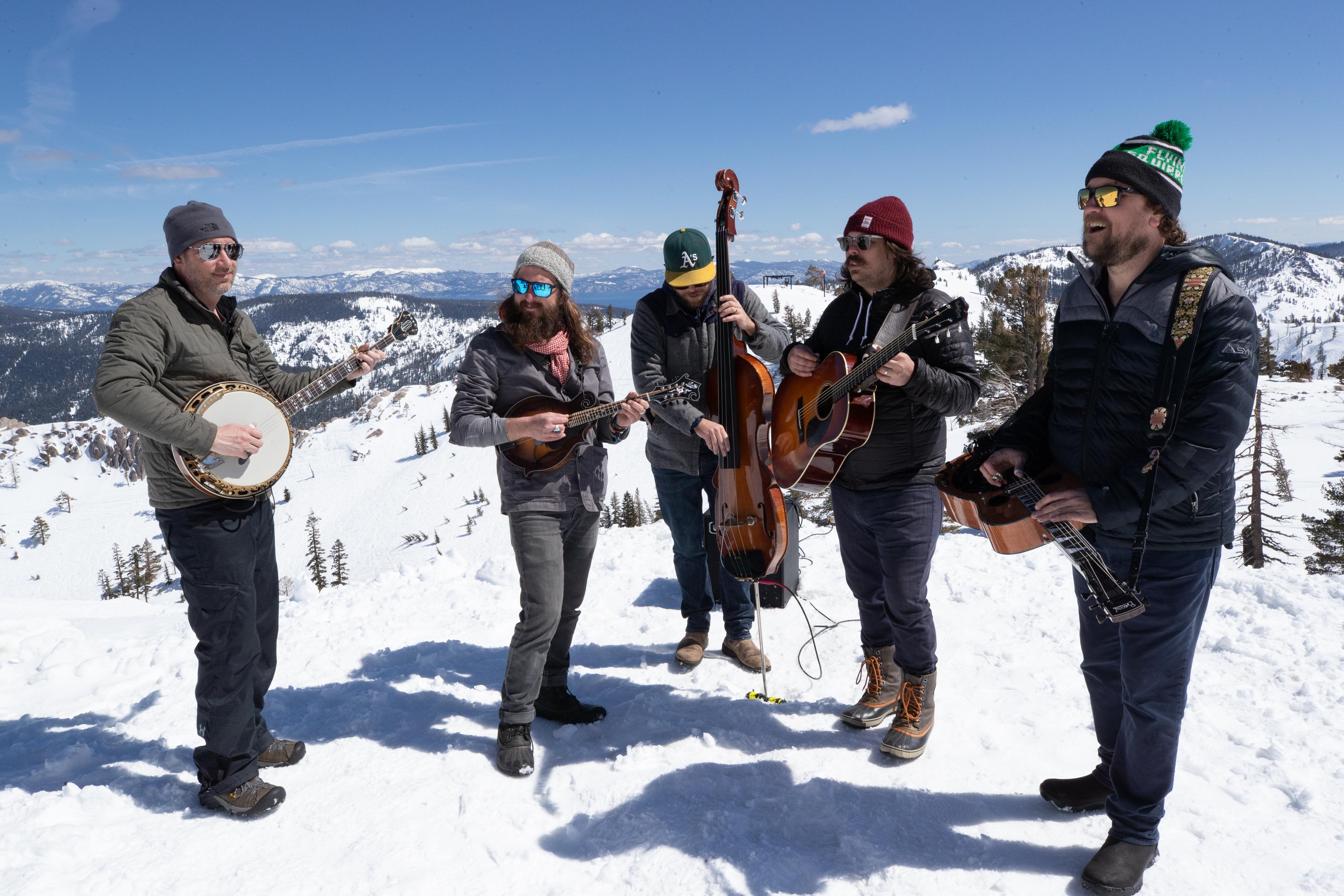 WATCH: Greensky Bluegrass,