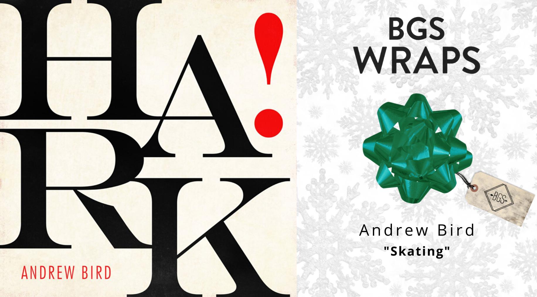BGS WRAPS: Andrew Bird,