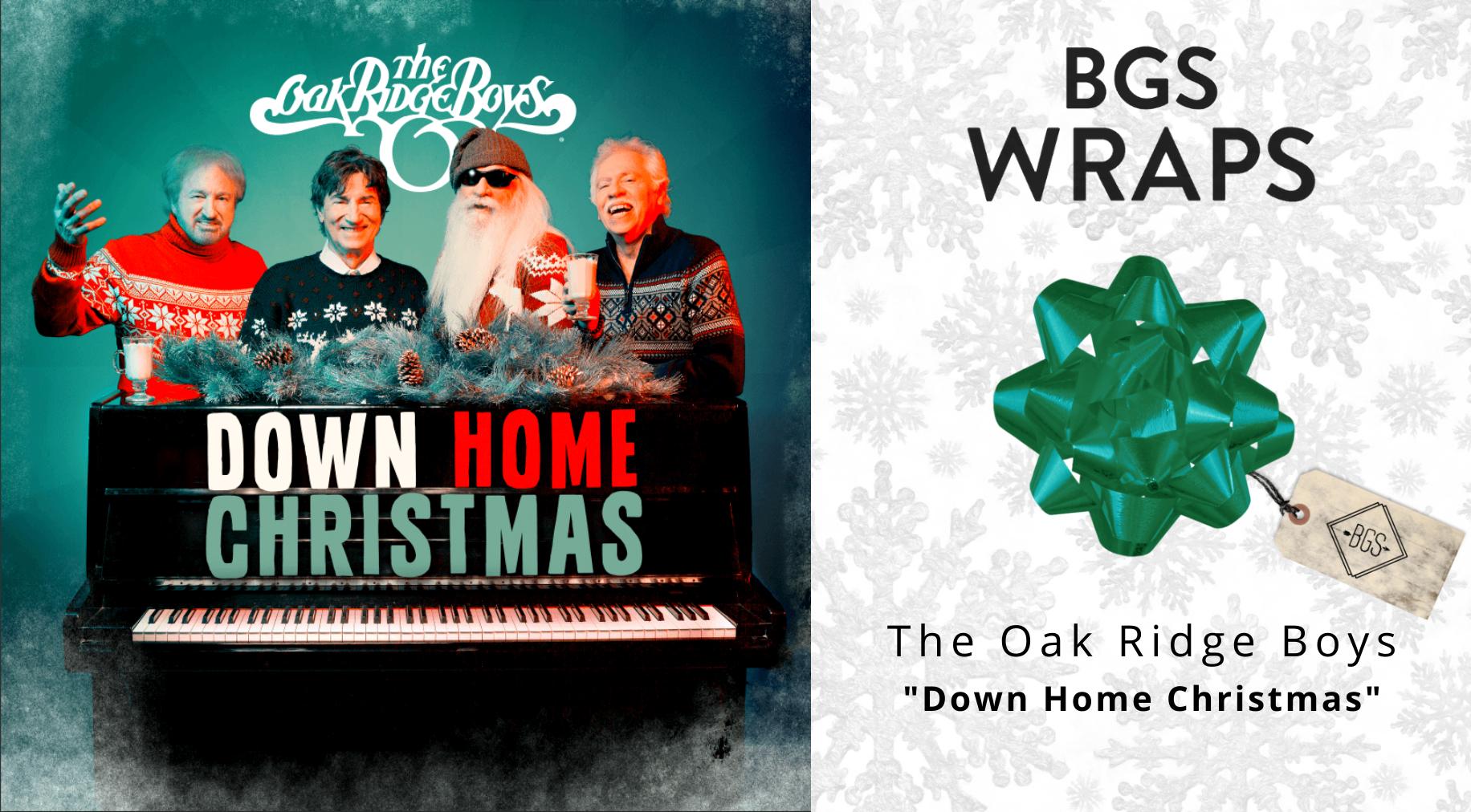 BGS WRAPS: The Oak Ridge Boys,