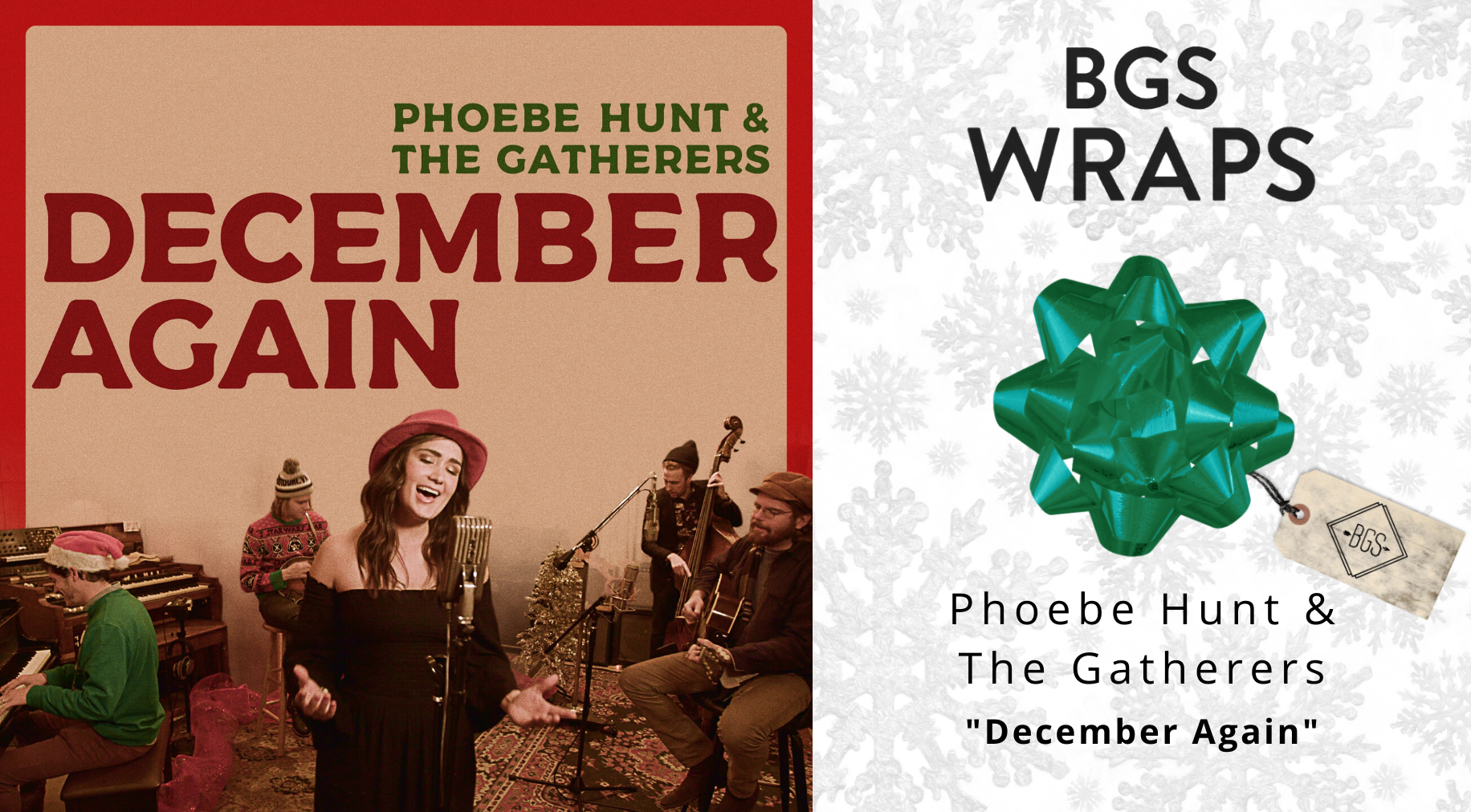 BGS WRAPS: Phoebe Hunt & The Gatherers,