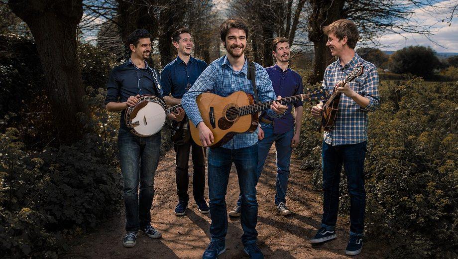 Pet Yeti Bring Bluegrass (And a Michael Bolton Ballad) Into UK Music Scene