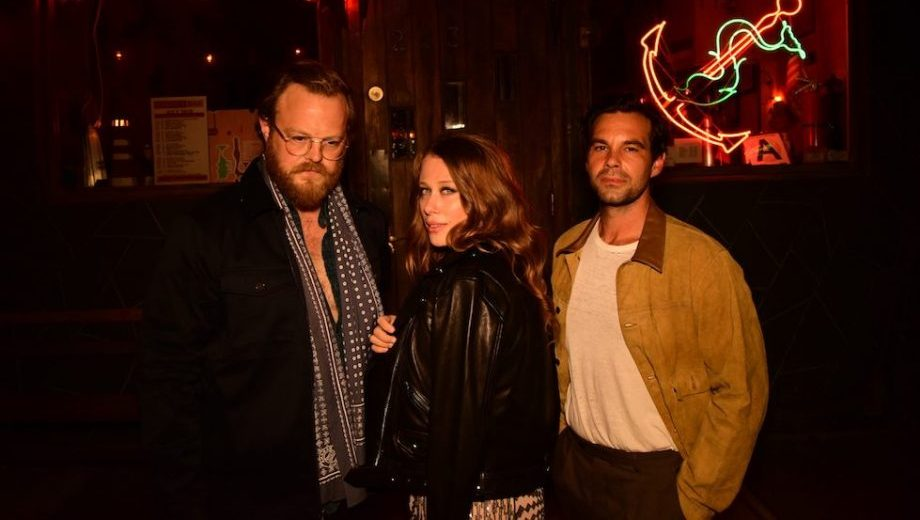 WATCH: The Lone Bellow,