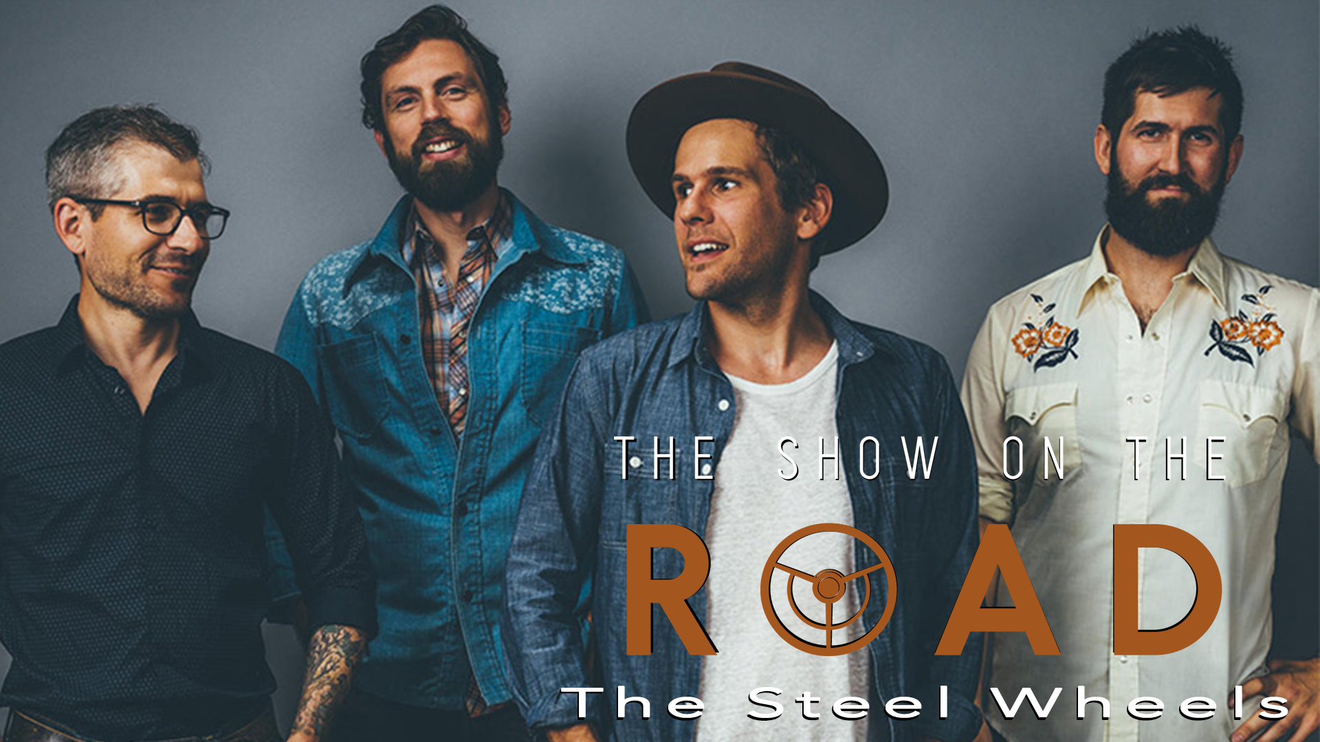 The Show On The Road – The Steel Wheels