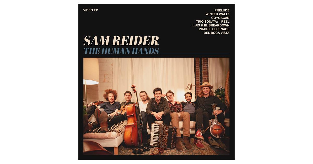 Sam Reider,