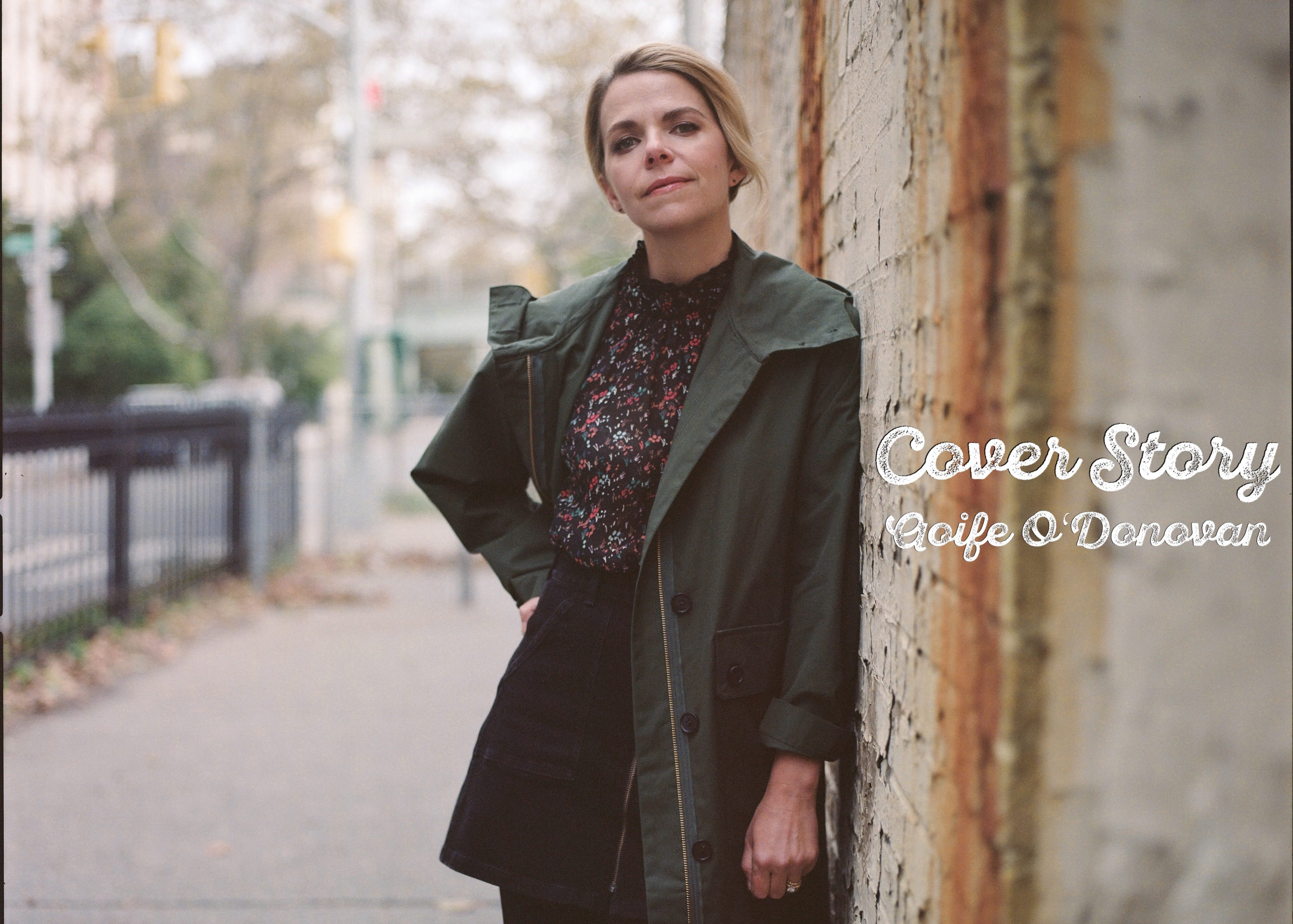 Aoife O'Donovan Finds Her Heart in the Verse of Others