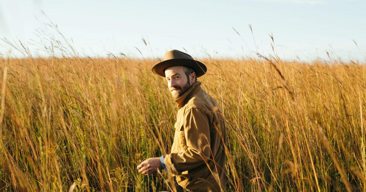 Dave Simonett Offers Clarity and Community on Solo Debut, 'Red Tail'