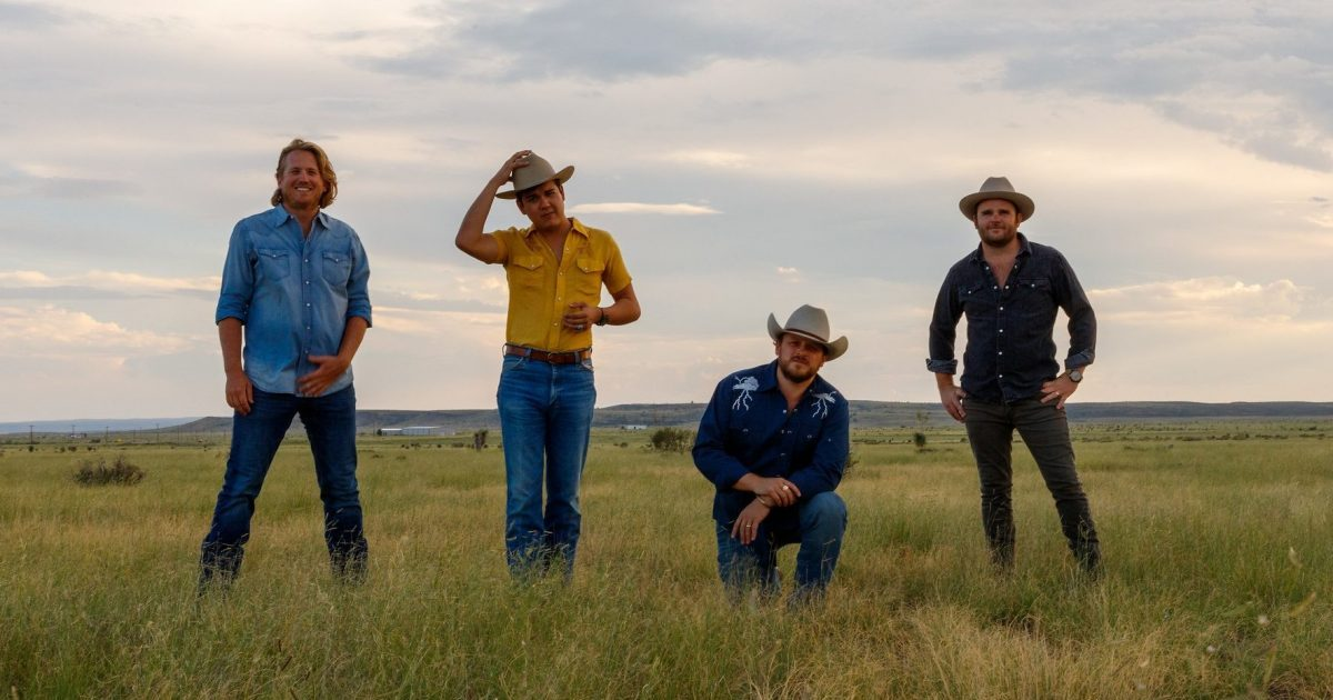 With Debut Album, The Panhandlers Take Pride in West Texas