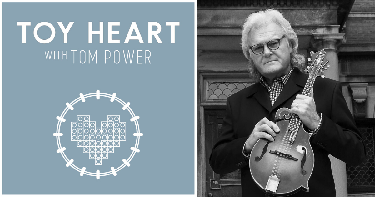 Ricky Skaggs – Toy Heart: A Podcast About Bluegrass