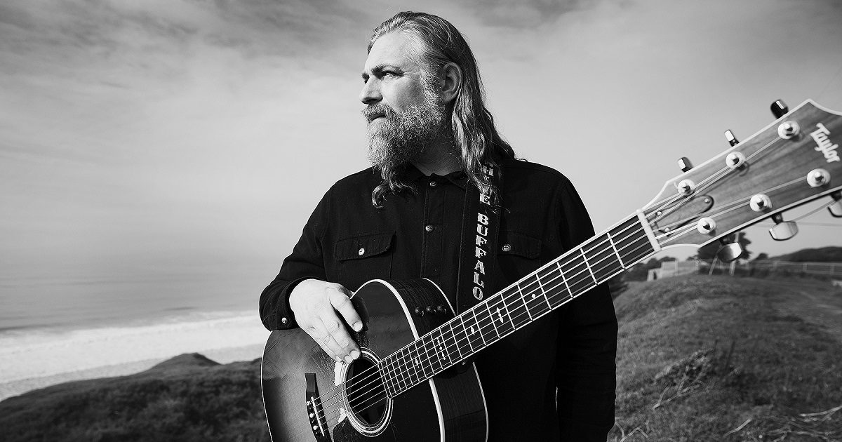 The White Buffalo Gives Fans an Escape with Live-Streamed Set, New Songs