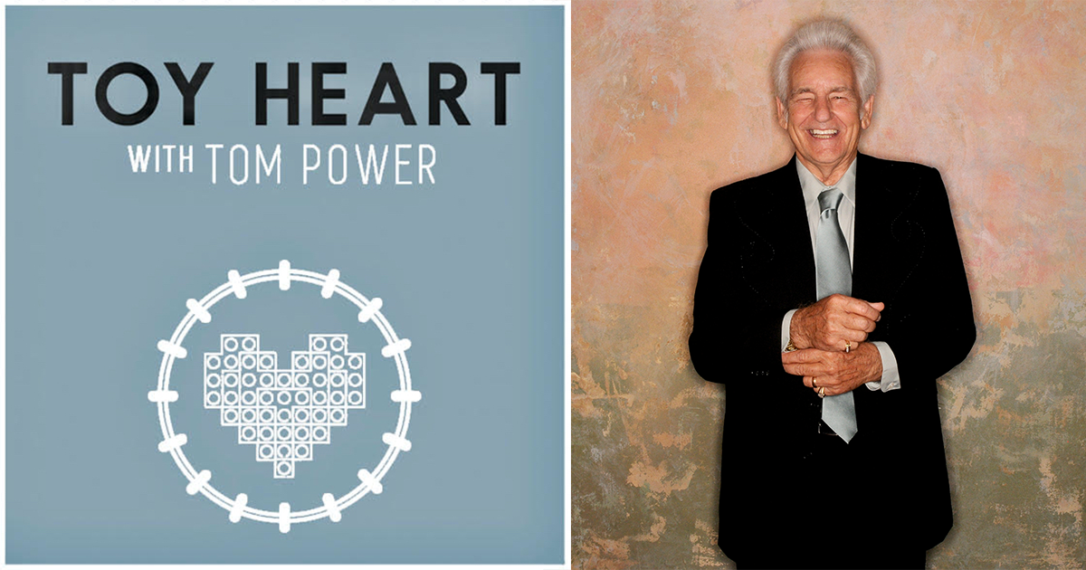 Del McCoury – TOY HEART: A Podcast About Bluegrass