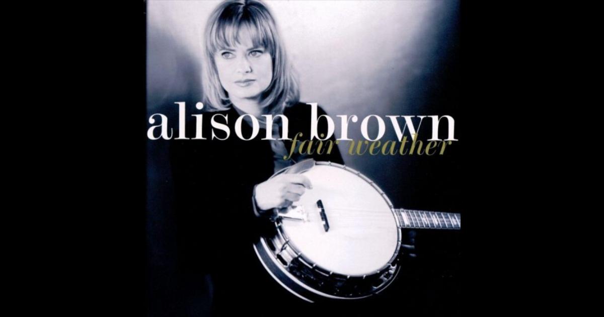 Alison Brown,
