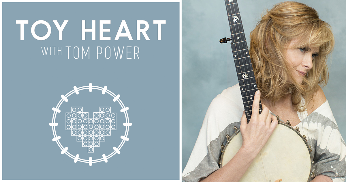 Alison Brown – Toy Heart: A Podcast About Bluegrass
