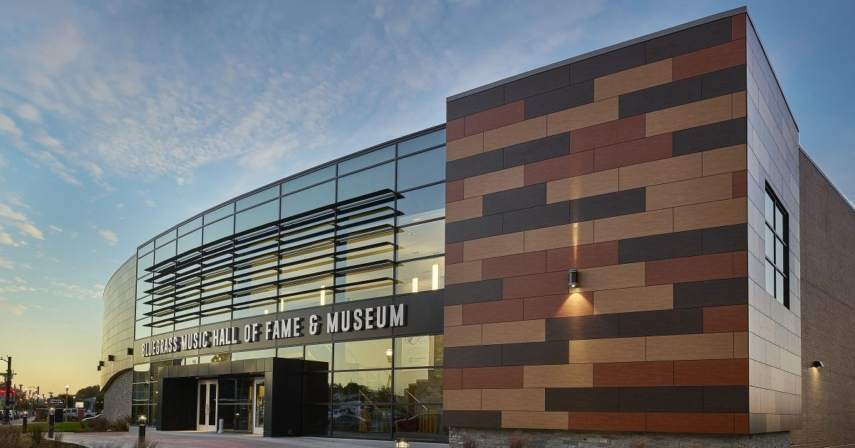Bluegrass Music Hall of Fame & Museum: Take a Virtual Tour With New Videos
