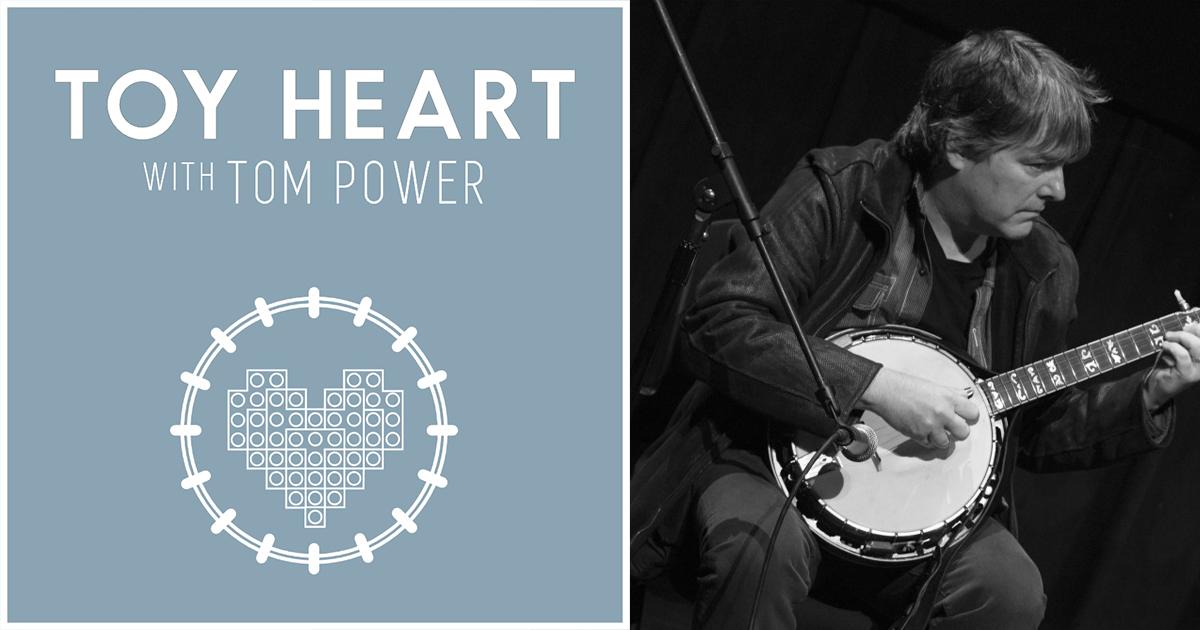 Béla Fleck – Toy Heart: A Podcast About Bluegrass